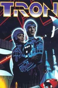 poster 'Tron' © 1982