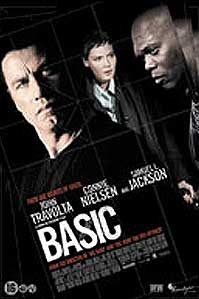 poster 'Basic' © 2003 Moonlight Films
