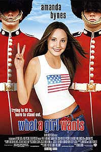 poster 'What a Girl Wants' © 2003 Warner Bros.