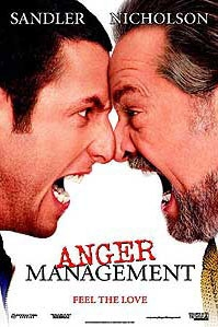 poster 'Anger Management' © 2003 Columbia TriStar
