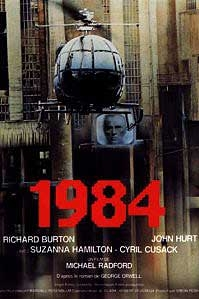 poster '1984' © 1984