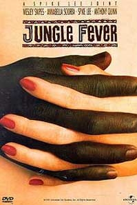 poster 'Jungle Fever' © 1991