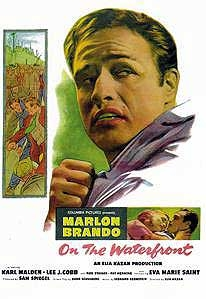 poster 'On the Waterfront' © 1954