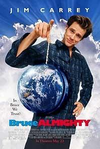 poster 'Bruce Almighty' © 2003 Buena Vista International