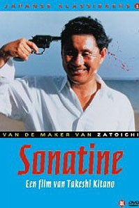 poster 'Sonatine' © 2003 Bright Angel Distribution