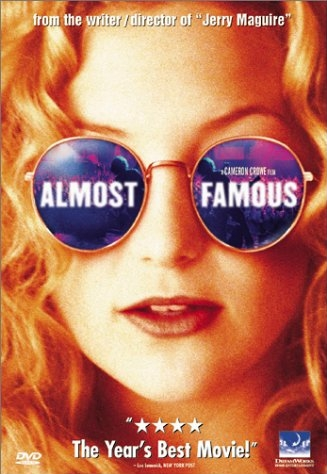 poster 'Almost Famous' met Kate Hudson © 2000 Columbia TriStar