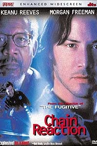 poster 'Chain Reaction' © 1996 20th Century Fox