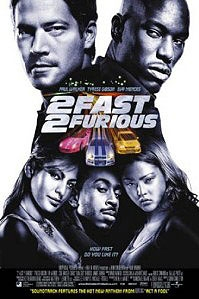 poster '2 Fast 2 Furious' © 2003 UIP