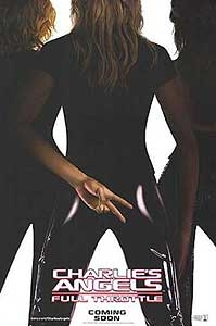 poster 'Charlie's Angels: Full Throttle' © 2003 Columbia TriStar