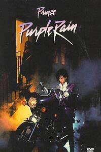 poster 'Purple Rain' © 1984