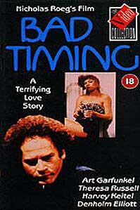 poster 'Bad Timing' © 1980