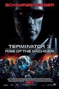 poster 'Terminator 3: Rise of the Machines' © 2003 Columbia TriStar Film