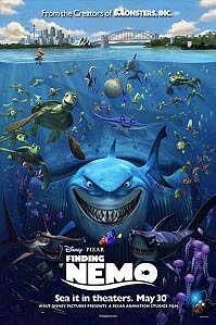 poster 'Finding Nemo' © 2003 Buena Vista International