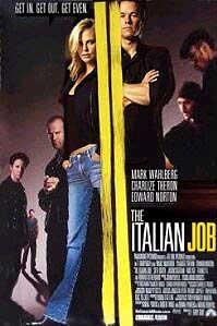 poste 'The Italian Job' © 2003 UIP