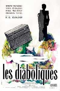 poster 'Les Diaboliques' © 1955
