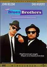 poster 'The Blues Brothers' © 1980