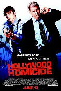 poster 'Hollywood Homicide' © 2003 Columbia TriStar