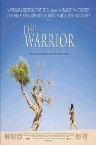 poster 'The Warrior' © 2001