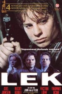 Filmposter van 'Lek' © 2000 C-Films