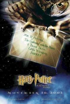 Teaser filmposter © 2001 Warner Bros.