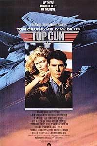 poster 'Top Gun' © 1986