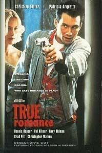 poster 'True Romance' © 1993 Concorde Film