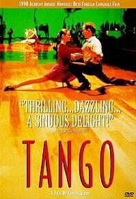 Poster 'Tango' (c) 1999 Sony Classics