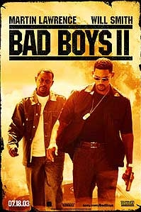 poster 'Bad Boys II' © 2003 Columbia TriStar