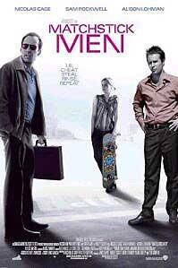 poster 'Matchstick Men' © 2003 Warner Bros.