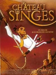 poster 'Le Château des Singes' © 1999