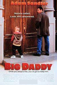 poster 'Big Daddy' © 1999