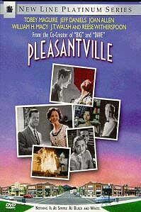 poster 'Pleasantville' © 1998 RCV Distribution