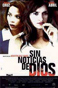 poster 'Sin Noticias de Dios' © 2001