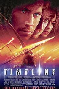 poster 'Timeline' © 2004 United International Pictures (UIP)