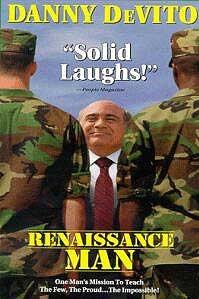 poster 'Renaissance Man' © 1994