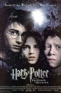 poster 'Harry Potter and the Prisoner of Azkaban' © 2003 Warner Bros.