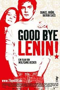 poster 'Good bye, Lenin!' © 2003 Cinemien