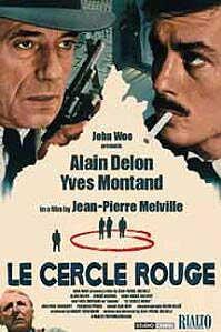 poster 'Le Cercle Rouge' © 1970