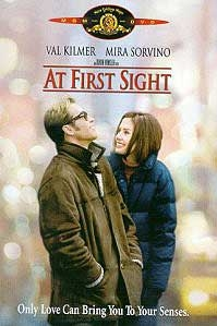 poster 'At First Sight' © 1999