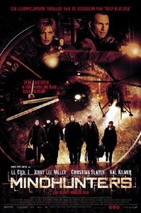 poster 'Mindhunters' © 2004 Independent Films