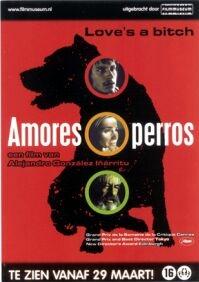 Poster 'Amores Perros' © 2000 Filmmuseum Distributie