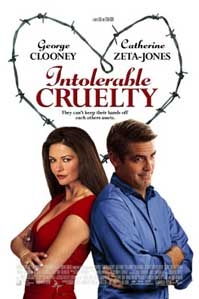 poster 'Intolerable Cruelty' © 2003 United International Pictures