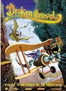 poster 'Drakenheuvel' © 2003 Independent Films