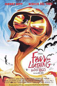 poster 'Fear and Loathing in Las Vegas' © 1998 Universal Pictures