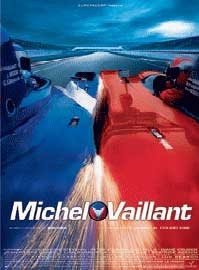 poster 'Michel Vaillant' © 2003 Independent Films