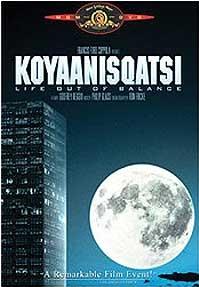 poster 'Koyaanisqatsi' © 1983