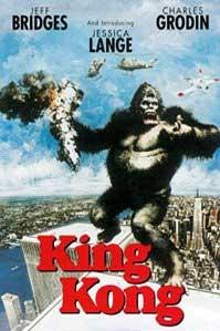 poster 'King Kong' © 1976