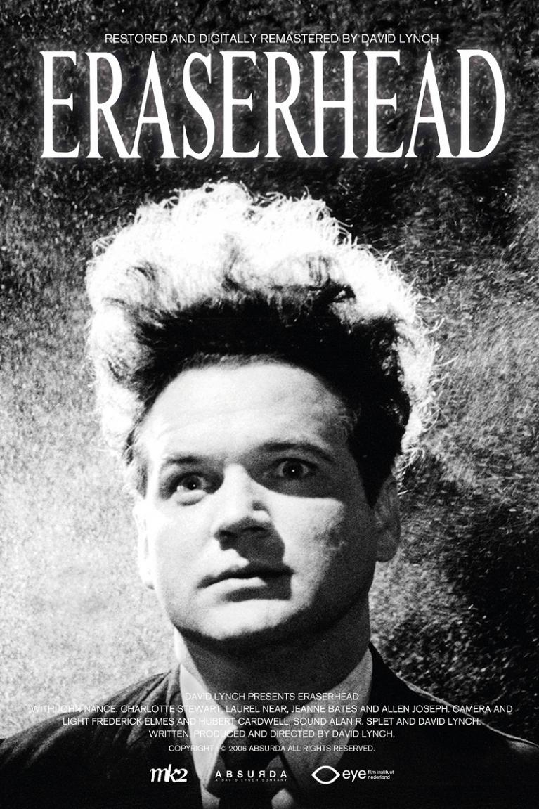 Eraserhead poster, © 1977 Eye Film Instituut
