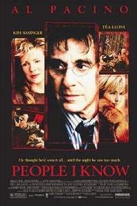 poster 'People I Know' © 2003 Independent Films