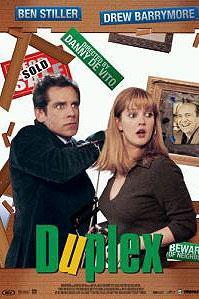 poster 'Duplex' © 2003 RCV Film Distribution